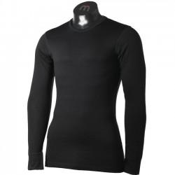 MICO 3734 - Ανδρικό θερμοεσώρουχο Extrafine 100% Merino Wool  - Black