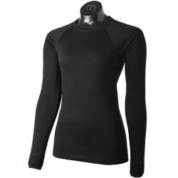 MICO 3737 - Γυναικείο θερμοεσώρουχο Extrafine 100% Merino Wool  - Black