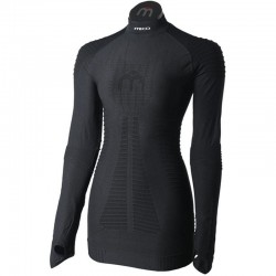 MICO 7011 Women's LS Shirt M1 Performance - black - Γυναικείο θερμοεσώρουχο - black