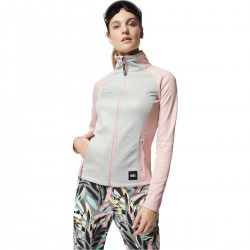 O'NEILL Athmos Ski Fleece - Women's Fleece Jacket - Bridal Rose