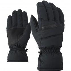 ZIENER Gramus - Men's ski gloves - Black