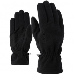 ZIENER Ibron - fleece Glove multisport - Black