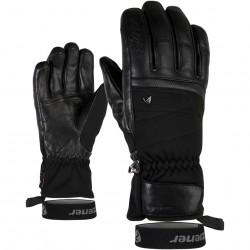 ZIENER KITALLY GTX AW - Γυναικεία Gore-tex warm γάντια ski - Black