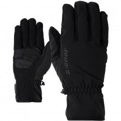 ZIENER Limport - Παιδικά γάντια Multisport - Black