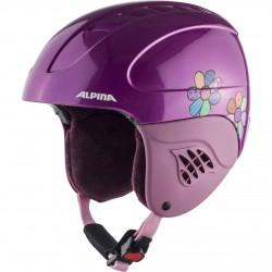 ALPINA CARAT - Παιδικό Κράνος - Happy flowers