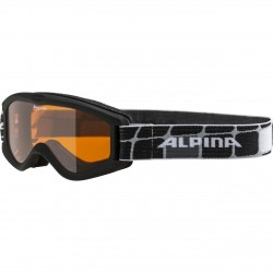 ALPINA CARVY 2.0 Παιδική Μάσκα σκι - Black
