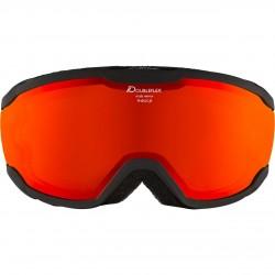 ALPINA PHEOS Junior Hicon Mirror - Παιδική Μάσκα Ski/snowboard - Black/Orange