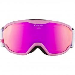 ALPINA PHEOS Junior Hicon Mirror - Παιδική Μάσκα Ski/snowboard - Rose/Pink