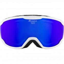 ALPINA PHEOS Junior Hicon Mirror - Παιδική Μάσκα Ski/snowboard - White/Blue