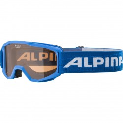 ALPINA PINEY Singleflex Hicon - Παιδική Mάσκα ski - Light Blue