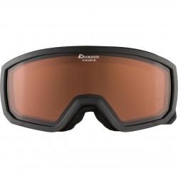ALPINA SCARABEO Junior Doubleflex Hicon - Παιδική Mάσκα ski - Black