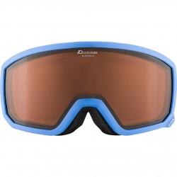 ALPINA  Scarabeo S Doubleflex Hicon - Μάσκα Ski/Snowboard - Light blue