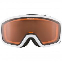 ALPINA  Scarabeo S Doubleflex Hicon - Μάσκα Ski/Snowboard - White