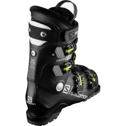 SALOMON X ACCESS 80 - Black/Acid Green/White - Men's Ski Boots