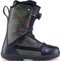 K2 Lewiston Camo - Men's Snowboard Boots 2020