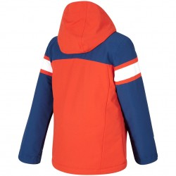 ZIENER Aliam Junior - Παιδικό Snow Jacket - New Red
