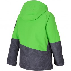 ZIENER Anoah Junior - Παιδικό Μπουφάν Ski - Green