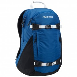 BURTON Day Hiker 25L Backpack-Classic Blue Ripstop
