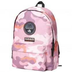 NAPAPIJRI Backpack Voyage Print - Pink Camo