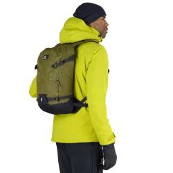 SALOMON SIDE 18 Backpack - Avocado/Night sky