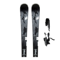 K2 Anthem 76 Γυναικεία Ski + ERP 10 Quikclik Bindings 2020