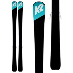 K2 Anthem 76x Γυναικεία Skis ​+ ER3 10 Compact Quikclik Bindings 2020