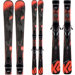 K2 Anthem 78 Γυναικεία Skis ​+ ER3 10 Compact Quikclik Bindings 2020
