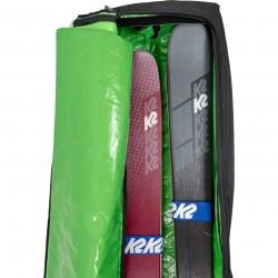 K2 All Ski Roller Bag - Black