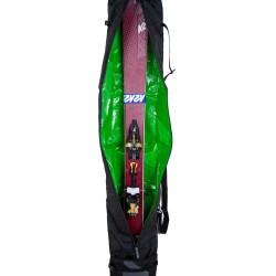 K2 Deluxe Single Ski Bag - Black