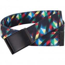 ZIENER Jicha belt - Multicolour print