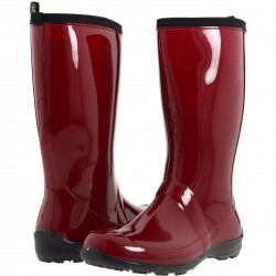 Kamik HEIDI - Γυναικείες Μπότες Γαλότσες - Red