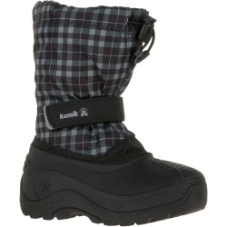 Kamik FINLEY - Kid's Winter boots - Black