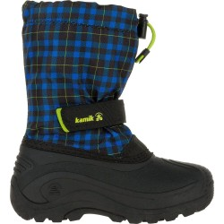 Kamik FINLEY - Kid's Winter boots - Navy