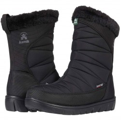 Kamik HANNAH Zip - Women's winter boots - Black