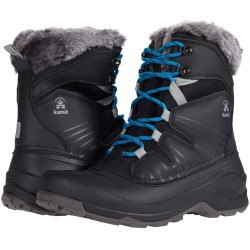 Kamik ICELAND F - Women's Winter boots - Black
