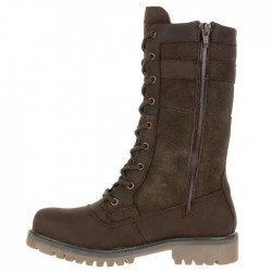 Kamik ROGUE 10 - Fashionable Women's winter boot - Dark Brown