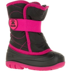 Kamik SNOWBUG 3 - Kid's Winter boots - Black Rose