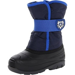 Kamik SNOWBUG 3 - Kid's Winter boots - Navy