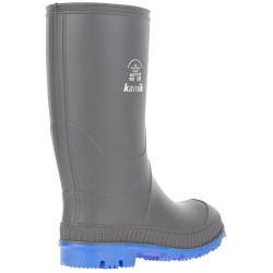 Kamik STOMP - Kid's Rain Boots - Charcoal Blue