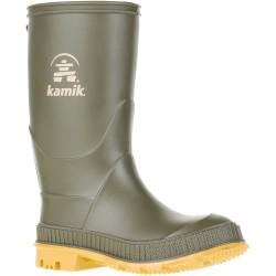 Kamik STOMP - Παιδικές Μπότες βροχής - Olive
