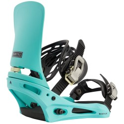 BURTON Cartel Re:Flex™ - Glacier Green - Men's Snowboard Binding 2021