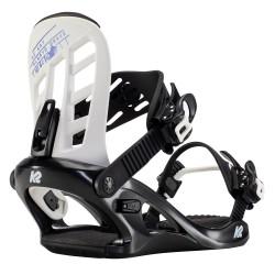 K2 Kat Black/White - Παιδικές Δέστρες Snowboard 2021
