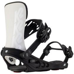 K2 Meridian Off White - Γυναικείες Δέστρες Snowboard 2021