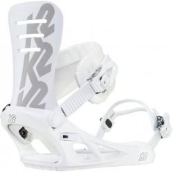 K2 Formula White - Ανδρικές Δέστρες Snowboard 2021