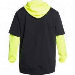 DC Dryden - Technical Double-Layer Hoodie for Men - Safety Yellow