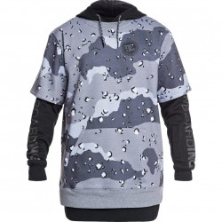 DC Dryden - Technical Double-Layer Hoodie for Men - Highrise