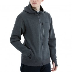 OAKLEY FZ Scuba Fleece -Men's Full zip fleece - Forged Iron