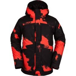 VOLCOM Scortch Insulated - Men's snow Jacket - Magma smoke