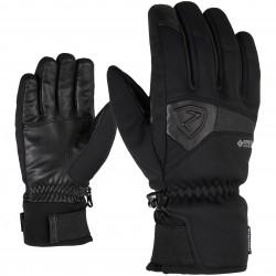 ZIENER GARCON GTX INF - Ανδρικά Γάντια ski - Black