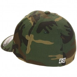 DC - Cap Star 2 Flexfit Hat  - Camo